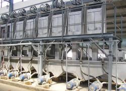 Станция промывки мезги