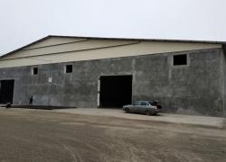 Два новых склада сырья
